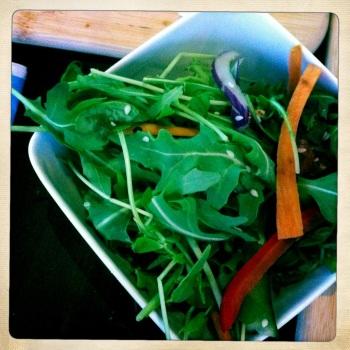 Tired Green Salad