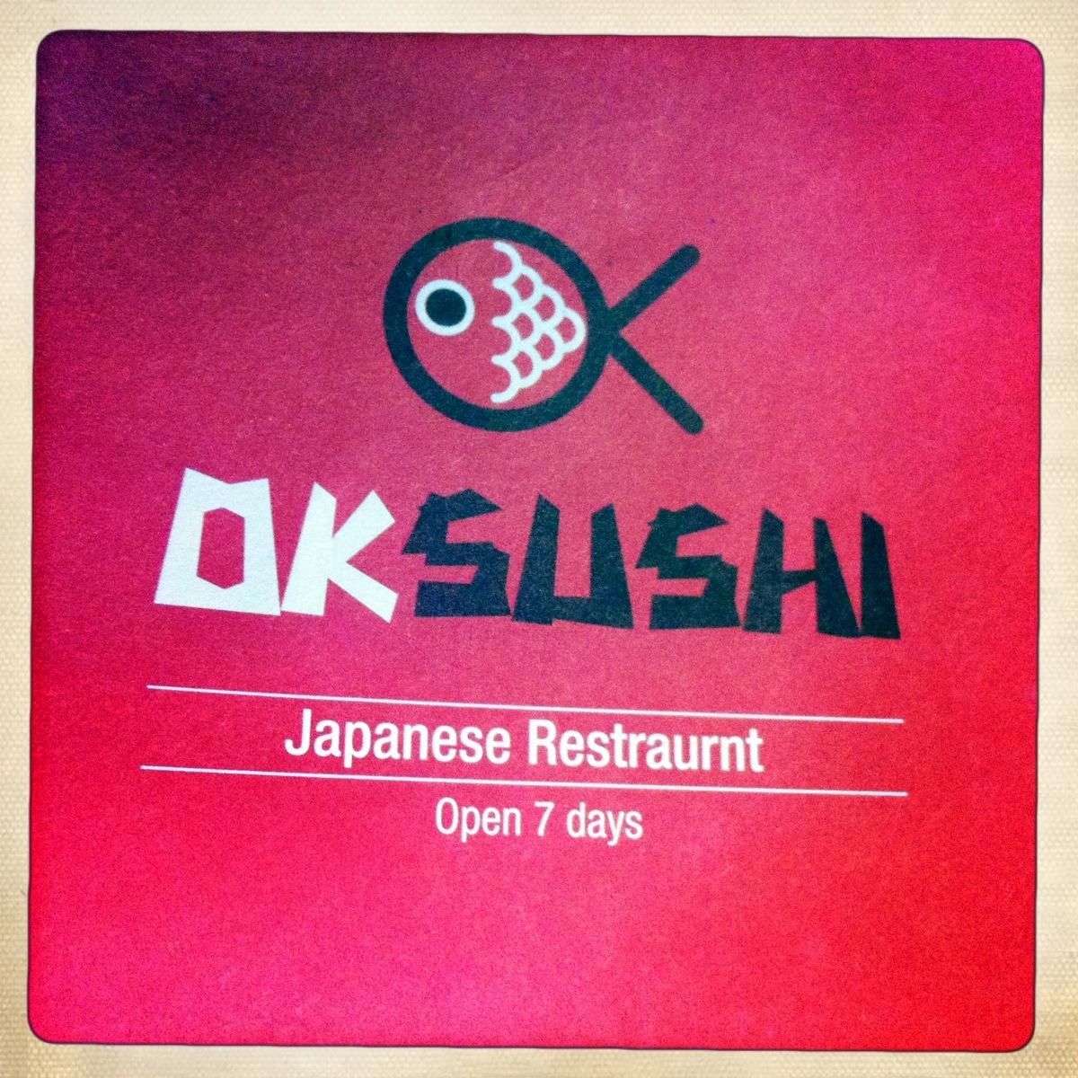 Ok sushi cairns