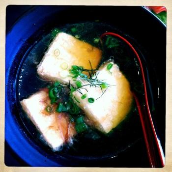 Agedashi Tofu (AU$6.80)