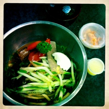 Spicy Cold Noodle (AU$13.95)