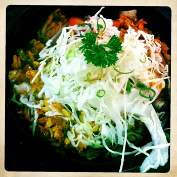 Spicy Chicken Pot (AU$13.95)