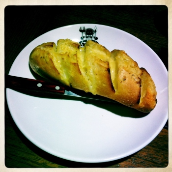 Cheesy Garlic Baguette - AU$6.95