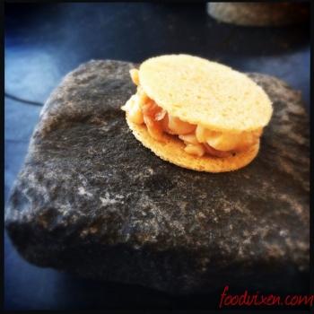 Marron Sandwich