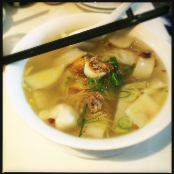 Fish Ball Soup (Regular for AU$11.90)